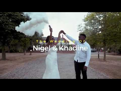 Nigel & Khadines incredible wedding day!