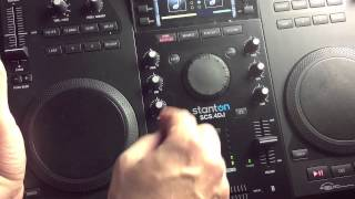 Stanton SCS 4DJ Review: by John Young of the Disc Jockey News