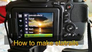 Nikon coolpix P900 Tutorial for Flat Earthers with fake plane