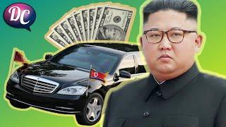 Kim Dzong Un - jak przywódca Korei Północnej wydaje swoje miliardy?