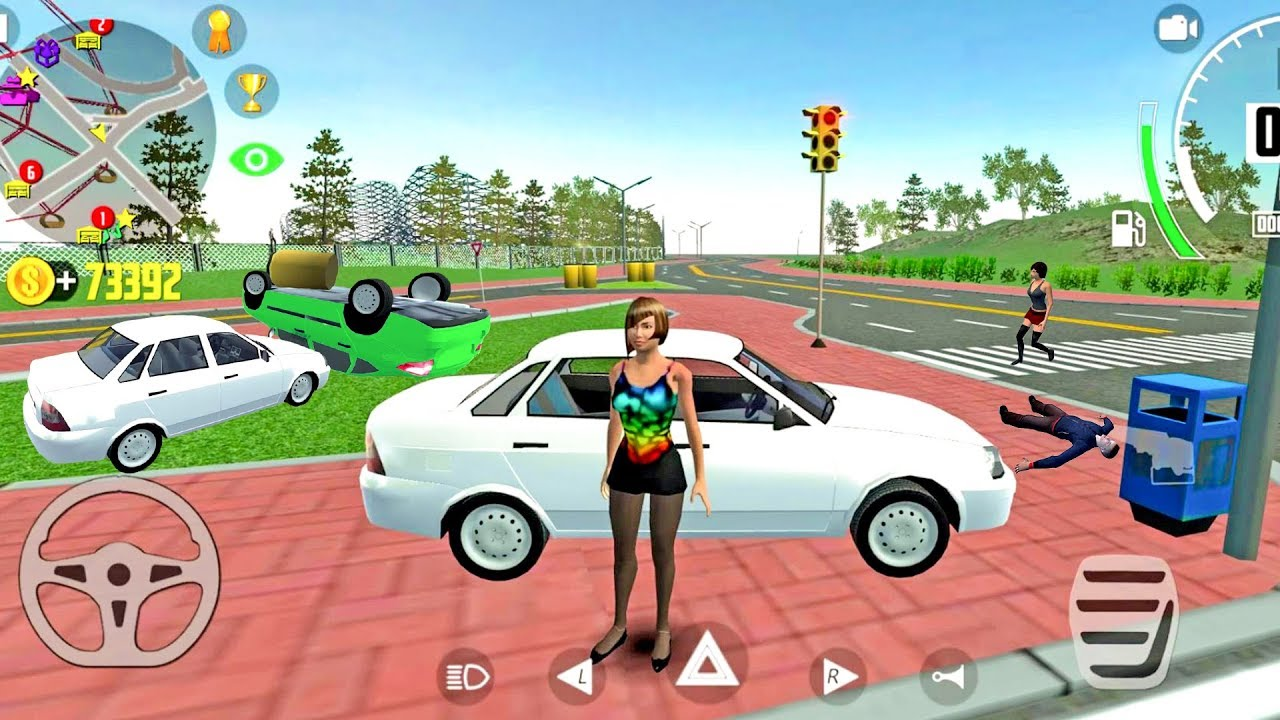 Car Simulator 2 2 Funny Missions Open World Android Gameplay
