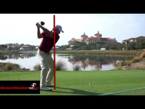 Swing Analysis of Kevin Kisner