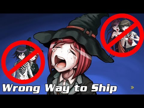 DanganRonpa ShippingWars Part 1 Shipping The Wrong Way