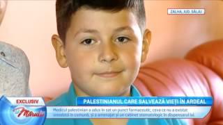 Palestinianul care salveaza vieti in Ardeal
