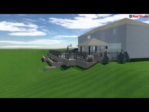 Mequon, WI, Backyard Renovation