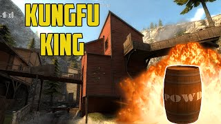 The Kungfu King! Fistful Of Frags, The Dynamite Devil.