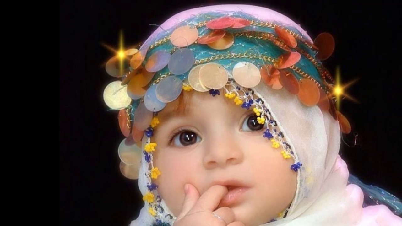 Cute Baby Girls Wallpapers In HD High Quality - YouTube