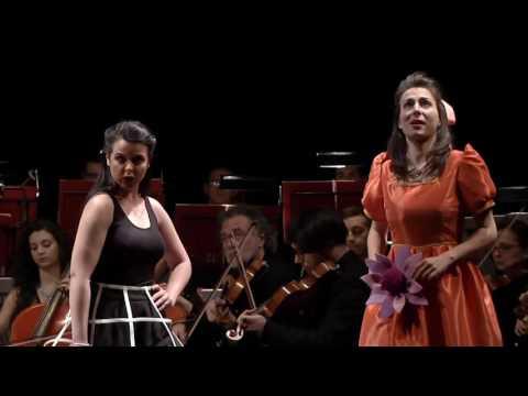 """""""La Cenerentola"""" di Rossini - progetto di Alberto Zedda a Pesaro 28_febbraio_2017"""