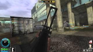 gameplay con m79 en down the stream   foxstriker op7 latino