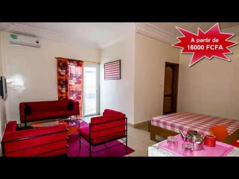 Hotel : Les Résidences Abdou Diouf