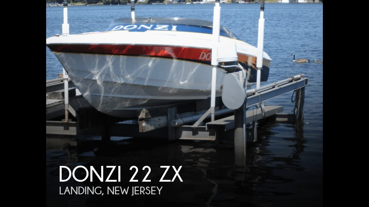 [UNAVAILABLE] Used 2002 Donzi 22 ZX in Landing, New Jersey