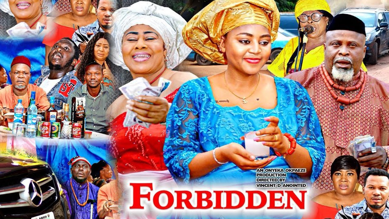 Download FORBIDDEN SEASON 1 {NEW HIT MOVIE} - REGINA DENIALS|2020 Latest Nigerian Nollywood Movie