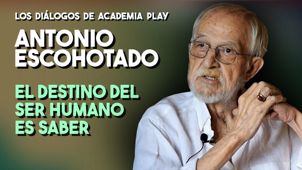 Antonio Escohotado entrevistado por Academia Play