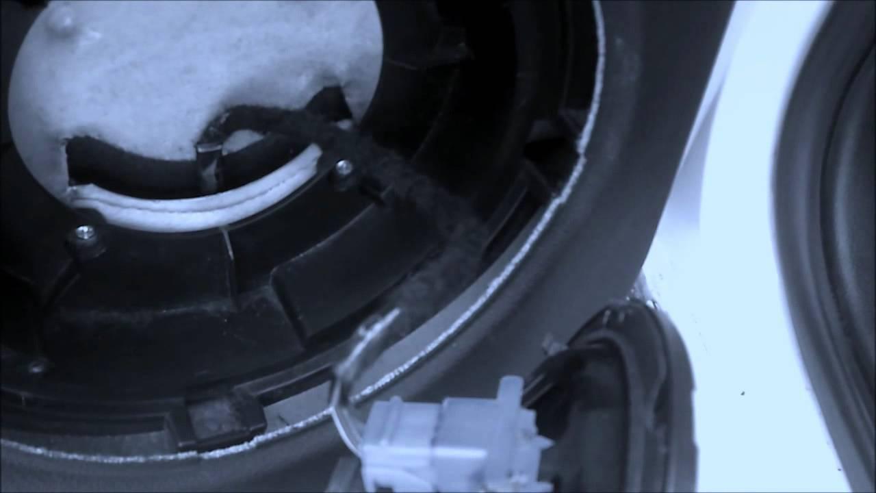 TUTORIAL] Front door cover / card attach / detach - Alfa Romeo 156 ...