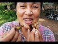 Amazing Cooking Cricket Delicious Recipes -Cooking Cricket Recipes -Village Food Factory -Asian Food