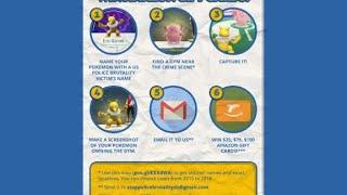 Russian meddling efforts extended to Pokémon Go