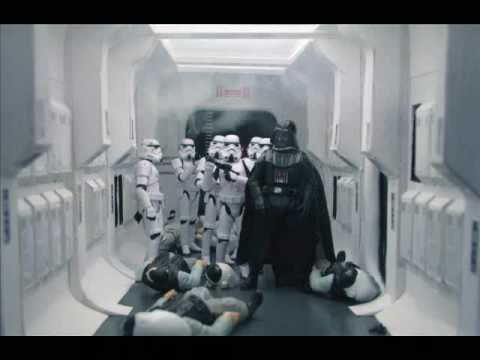Star Wars Tantive Iv Main Hallway Diorama Youtube