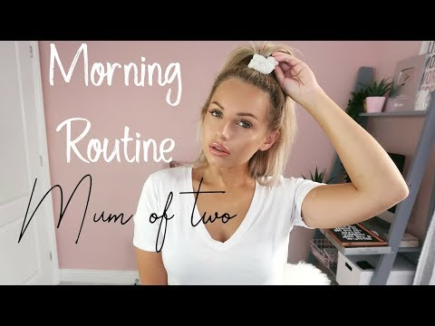 MORNING ROUTINE   MUM/MOM OF TWO   Lucy Jessica Carter