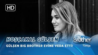 Big Brother Gülşen'den Hüzünlü Veda!