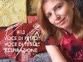 lezione canto 13   voce di petto, voce di testa, respirazione | c  Picture