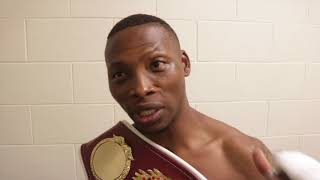 WOW! ZOLANI TETE LANDS RECORD BREAKING 1ST ROUND KO IN WORLD TITLE FIGHT & CALLS OUT RYAN BURNETT