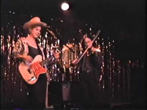 "Jenny Toomey 2001 ""Baby Would it Matter"",""Artful Dodger"" Houston Part 2"