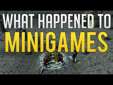 What Happened To Minigames