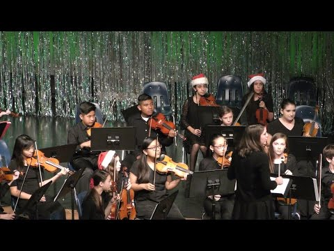 2016 (Dec) Christmas  Concert Clearwater Fundamental Middle School  4K