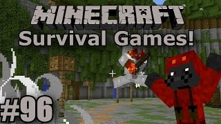 "Minecraft - Survival Games #96 ""So Nervous"""