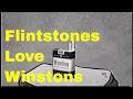 Fred Flintstone and Winston cigarettes