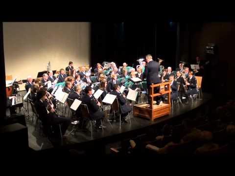 Nieuwjaarsconcert 2011 Koninklijke Gemeentelijke Harmonie Koksijde - 10W60 (Naoya Wada)