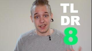 TLDR8: Raiskausvinkkejä poppamieheltä