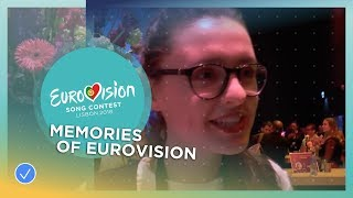 Your first memories of the Eurovision Song Contest