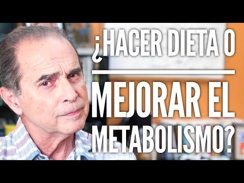Episodio #1362 ¿Hacer dieta o mejorar el metabolismo?