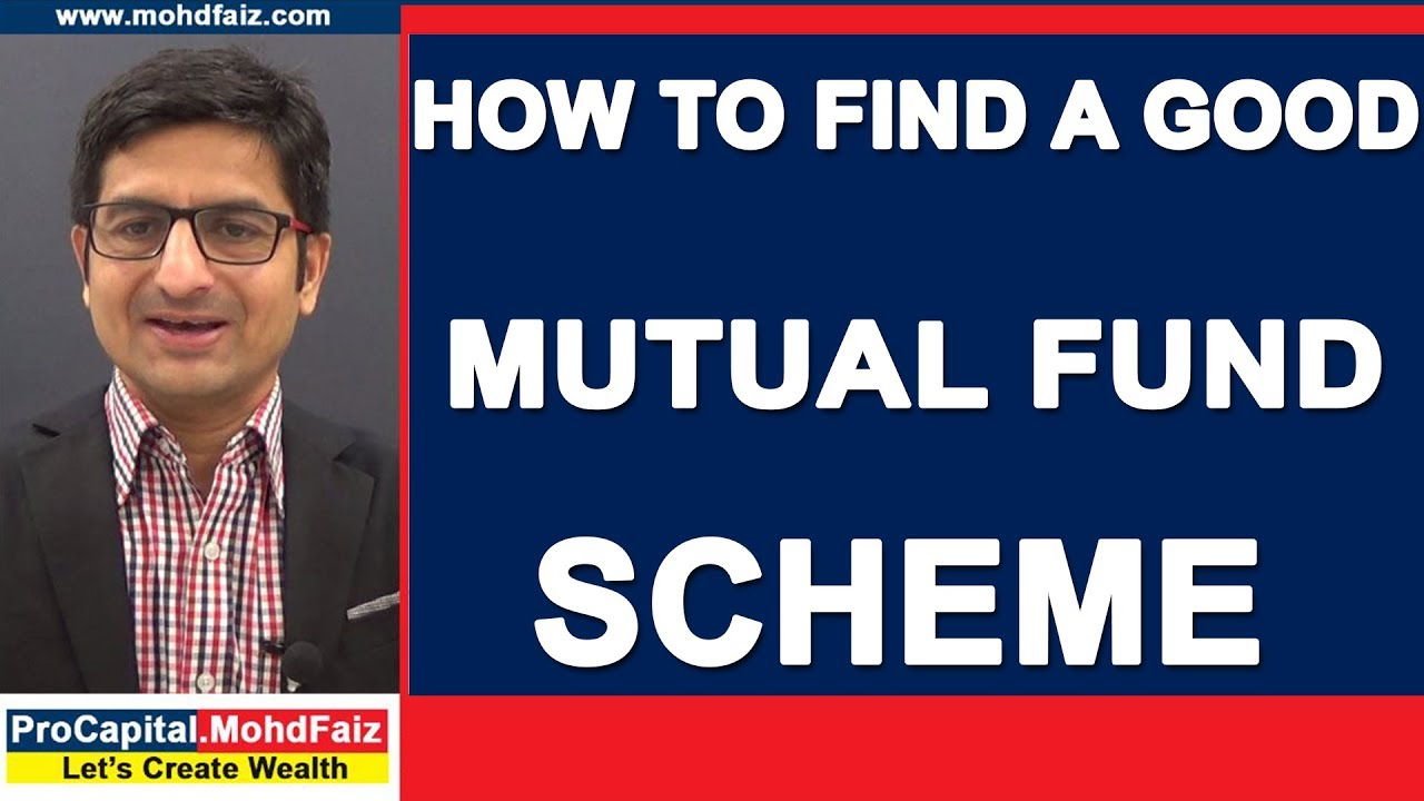 Good Mutual Funds To Buy Now