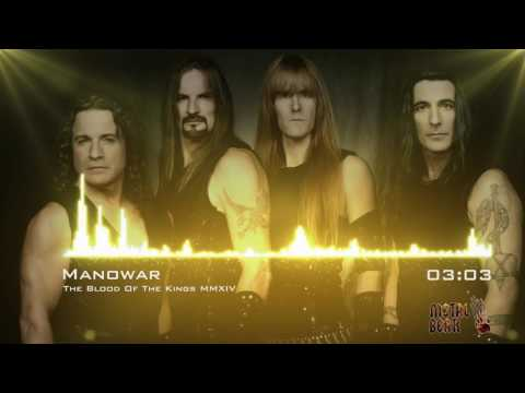 Manowar -The Blood Of The Kings MMXIV