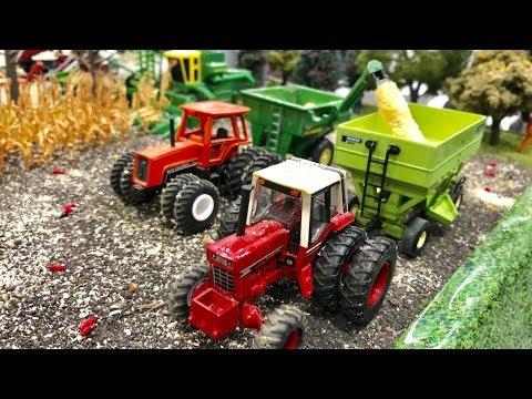 2018 National Farm Toy Show Display Contest First Place: Youth