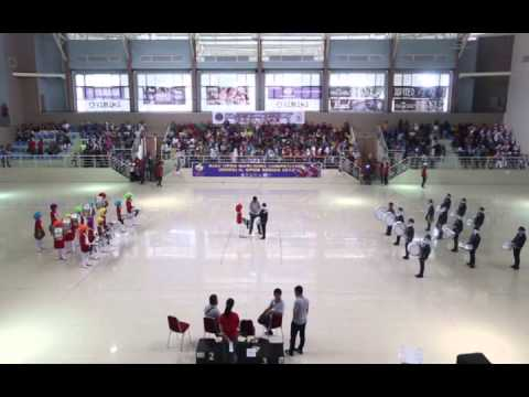Drum Battle MB BCK Junior Duri - ROMC 2014