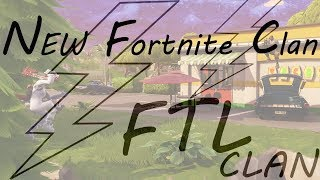 Fortnite Clan RC (Xbox) come join