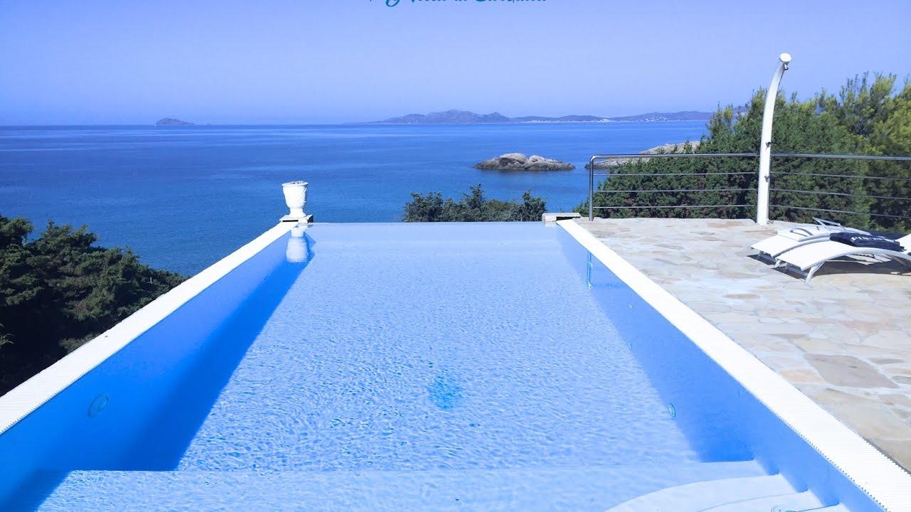Villa fronte mare e con piscina in vendita nel sud della - Villa con piscina milano ...