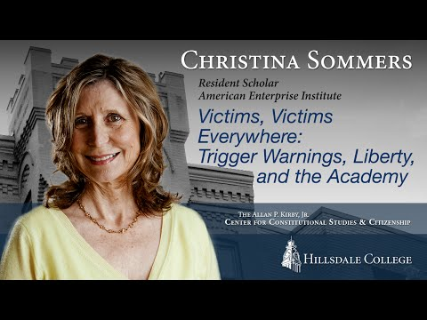 Victims, Victims Everywhere: Trigger Warnings, Liberty, and the Academy