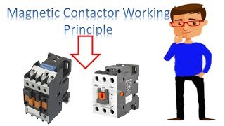 Magnetischer Kontaktgeber Arbeiten Grundsätzlich in Englisch | Wie MC Funktioniert Mit der Animation | Erde Bondhon