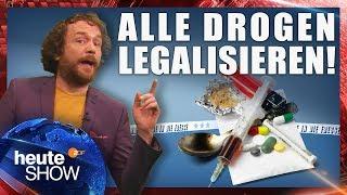 """Friedemann Weise fragt: """"Drogen legalisieren – oder nicht?"""""""