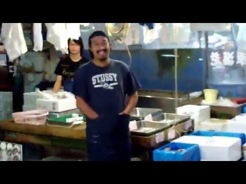Japan - Tokyo Tsukiji Fish Market - AMAZING EXPERIENCE - Travel Guide