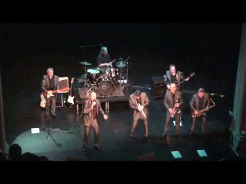 Official Receivers Live at the Palace Theatre Redditch 2017