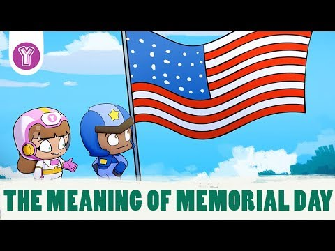 The Meaning of Memorial Day- American Holidays - Smartkids