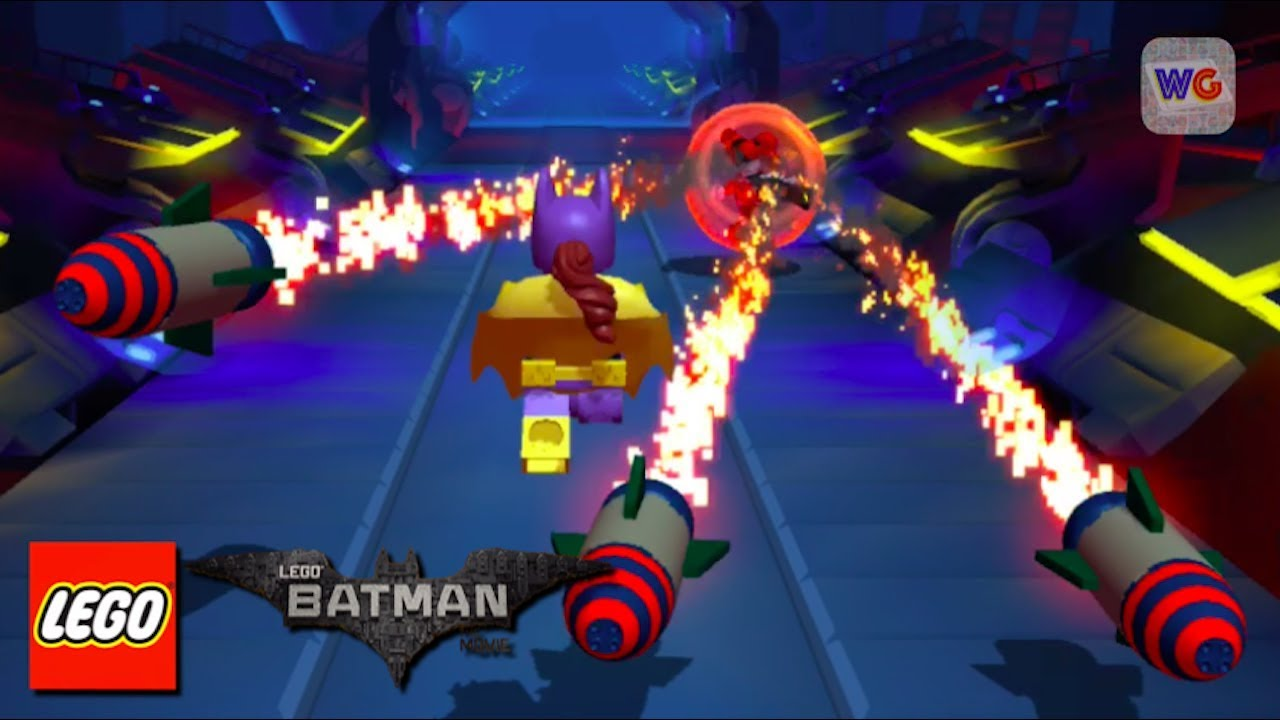 Lego Batman Movie Ios Iphone Gameplay All Bosses Battles Youtube
