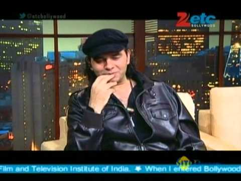Mohit Chauhan With Komal Nahta - ETC Bollywood Business