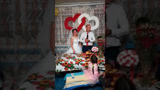 Свадьба Эльдара и Алии 08.09.2018 Слова благодарности жениха и невесты
