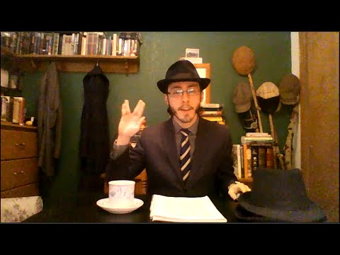 Charles' Classic Book Review; Isaac Asimov's Foundation